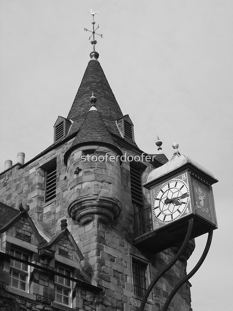 The Clock by stooferdoofer