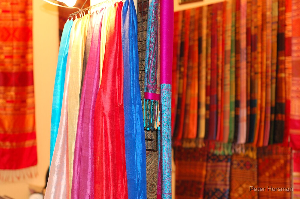 Thai Silk by Peter Horsman