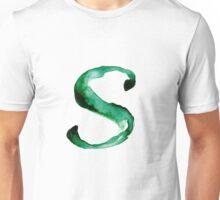 Alphabet S Unisex T-Shirt
