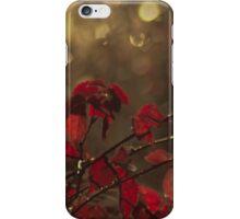 Autumn Dew Drops iPhone Case/Skin