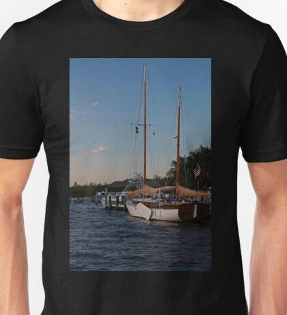 Dusk on the Alondra I Unisex T-Shirt