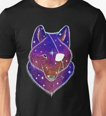 Star Wolf-Inverted Unisex T-Shirt