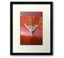 Series:  Hoods and Their Ornaments I Framed Print