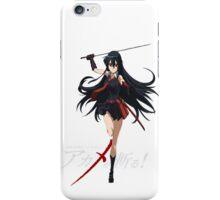 Akame Ga Kill- Akame iPhone Case/Skin