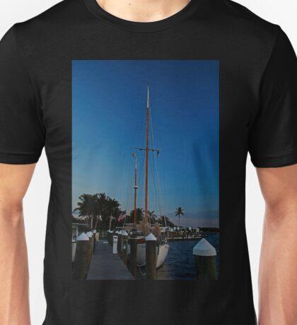 Dusk on the Alondra II Unisex T-Shirt
