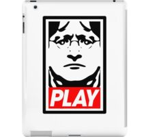 Lord Gaben Play - PC gaming master race, Gabe Newell iPad Case/Skin