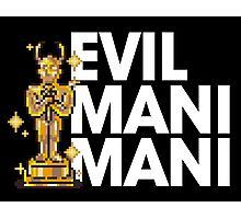 Evil Mani Mani statue Photographic Print