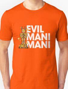Evil Mani Mani statue T-Shirt
