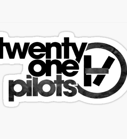 21 pilots Sticker