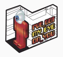 I`ve got my eye on you by hefest