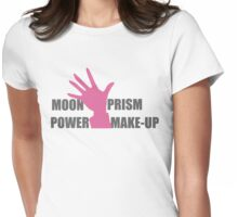 Moon Prism Power Make-up! Womens Fitted T-Shirt
