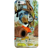 Plunder's Jewels Of The Ocean...  iPhone Case/Skin