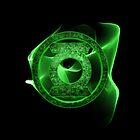 Green Lantern by BigRockDJ