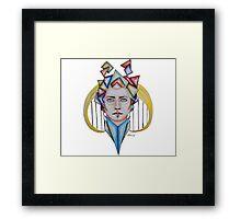 BEYOND Framed Print