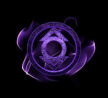 Indigo Lantern by BigRockDJ