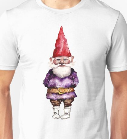 Alfred the gnome Unisex T-Shirt