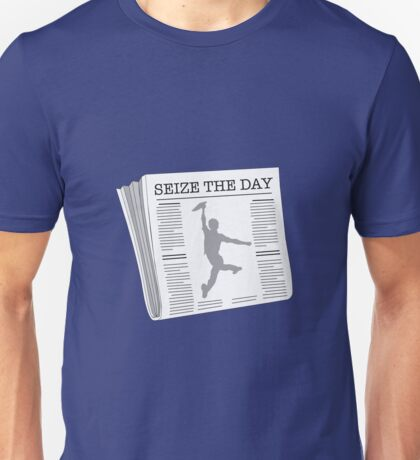 Seize the Day - Newsies Unisex T-Shirt