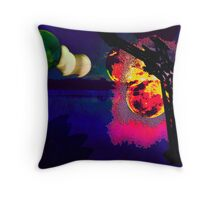 DOOMSDAY- THE SECOND COMING Throw Pillow