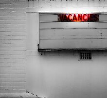 Vacant by Andrew Brown