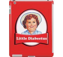 Little Diabeetus - little Debbie parody iPad Case/Skin