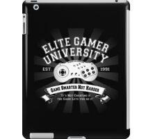 Elite Gamer University iPad Case/Skin