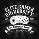 Elite Gamer University by GreenHRNET