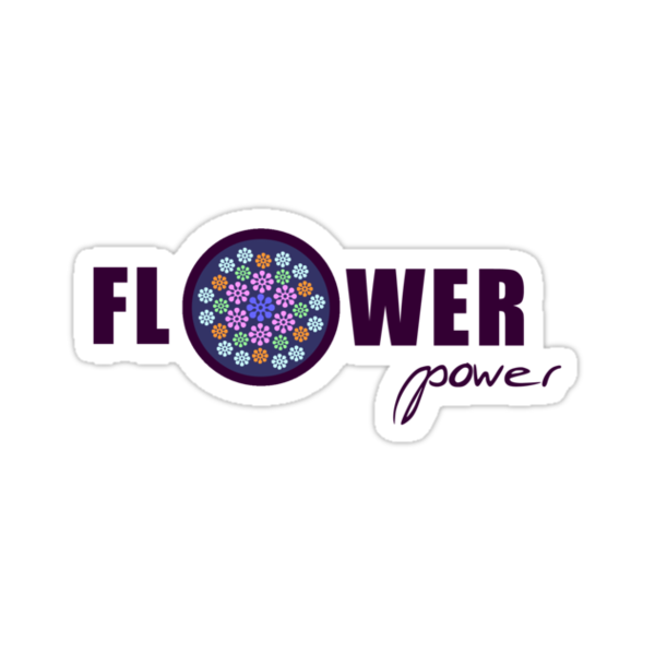 Flower Power!!  (in furfle) by maiboo