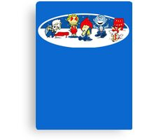 Thundera Peanuts Canvas Print