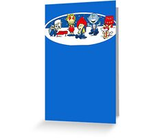 Thundera Peanuts Greeting Card