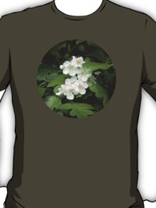 Tiny Blossoms In The Dark Forest T-Shirt