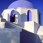 Church; Paros by BruceW