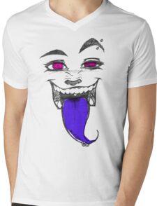 RAW into colour Mens V-Neck T-Shirt