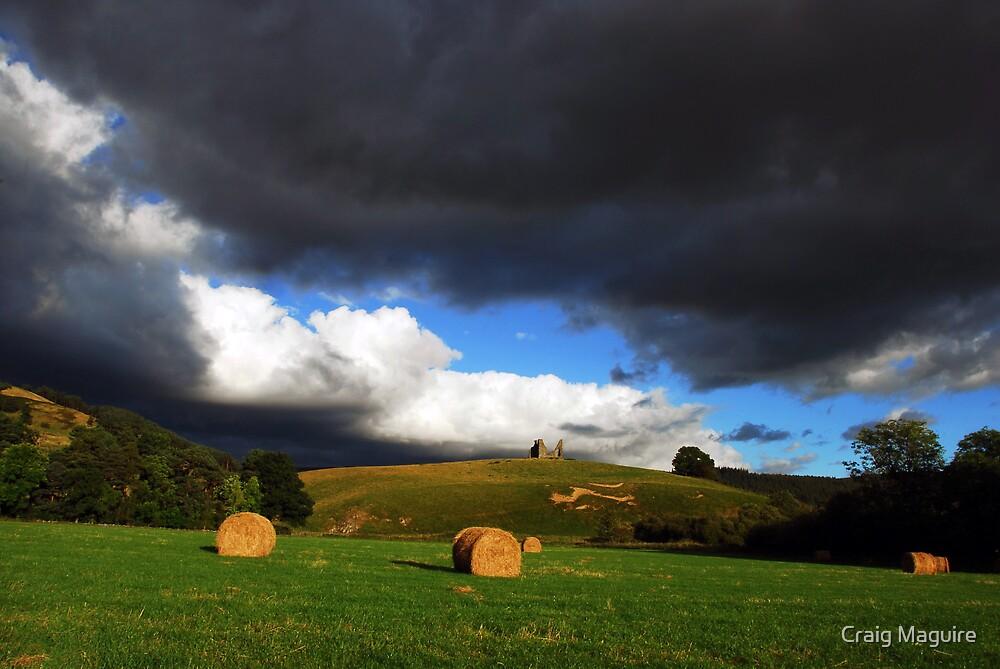 Horseburgh Castle by Craig Maguire