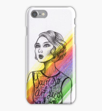 ART DECO iPhone Case/Skin