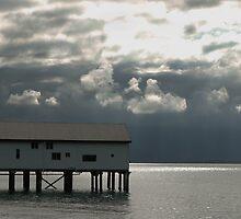 Rain Approaching by Tim Condon