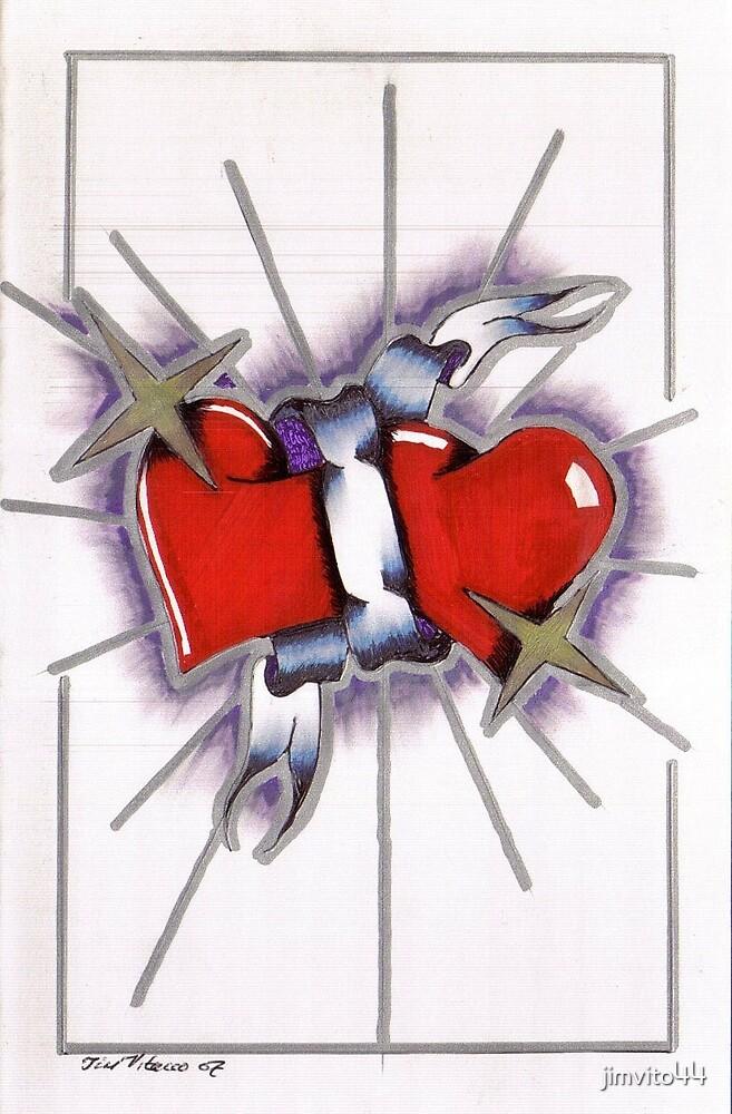 Heart Burst by jimvito44