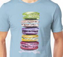 Stack of macarons Unisex T-Shirt