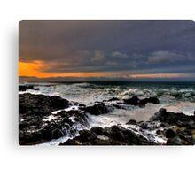 I Will Dream ~ Oregon Coast ~ Canvas Print