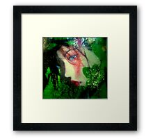 The nature of things Framed Print