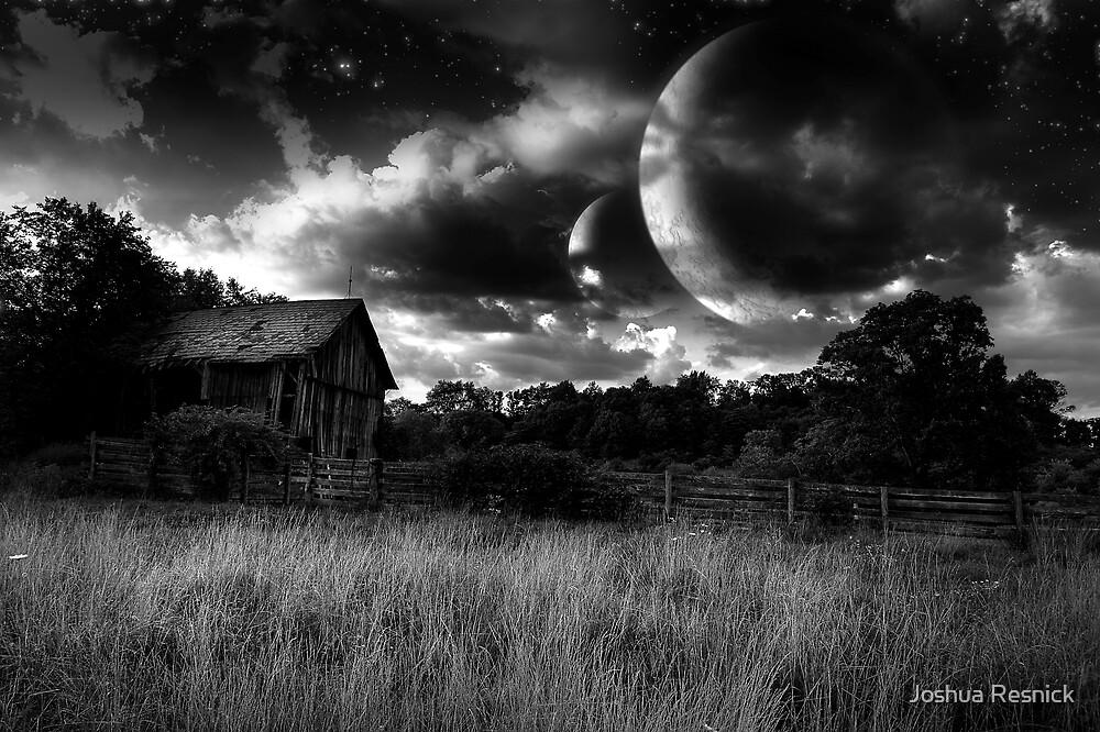 Star Barn by Joshua Resnick