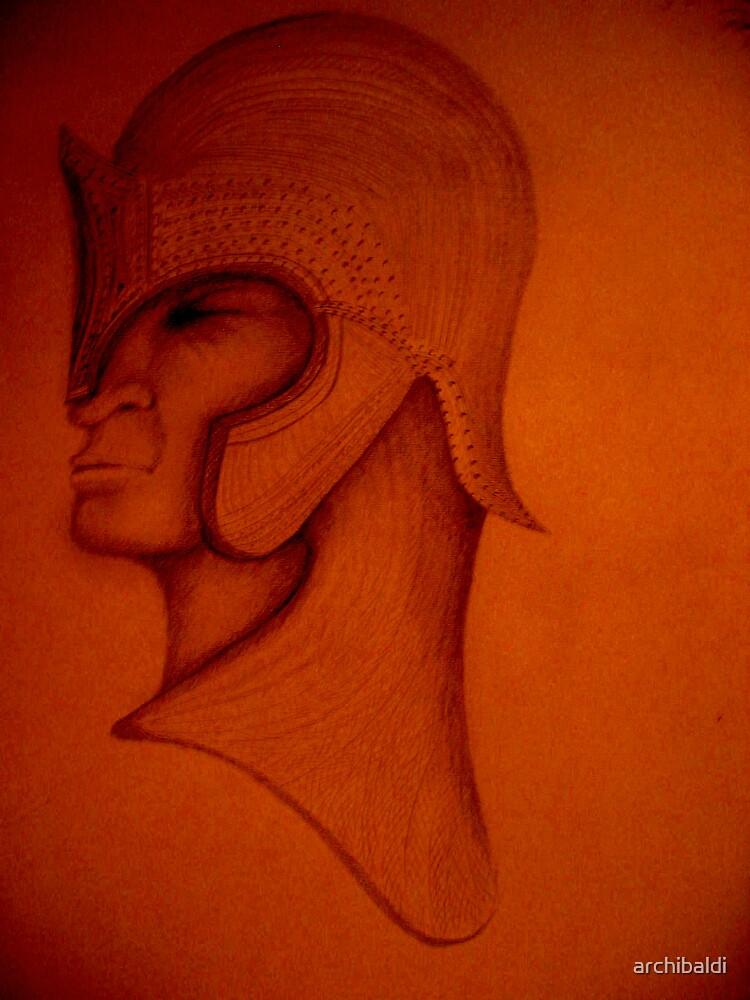 soldier of faith by archibaldi