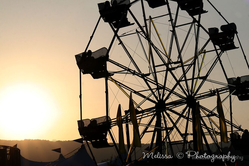 summer fun at the carnival by melissacphotography