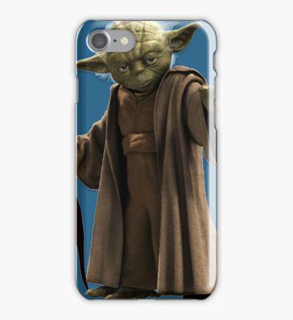 Yoda STAR WARS   nu: bunnylov3 iPhone Case/Skin