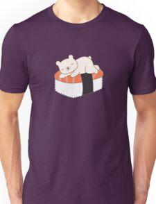Kawaii Polar Bear Sushi  Unisex T-Shirt