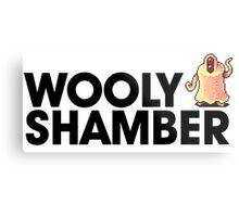 Wooly Shamber Metal Print