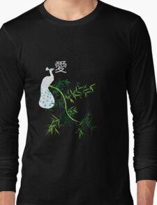 Tranquil emission Long Sleeve T-Shirt