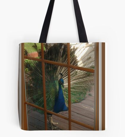 Won`t You Let Me In? Tote Bag