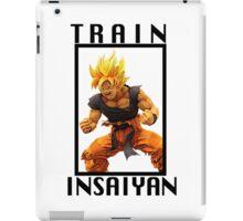 Goku - Train Insaiyan iPad Case/Skin