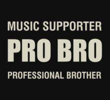 Pro Bro Off White by yober