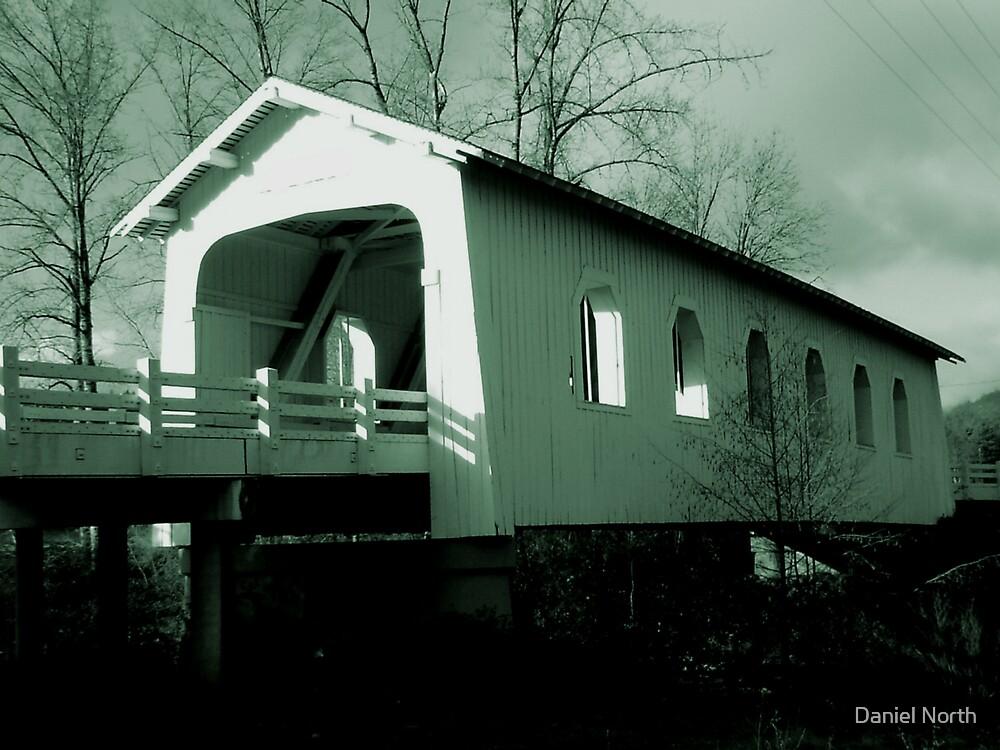 Covered Bridge by Daniel North